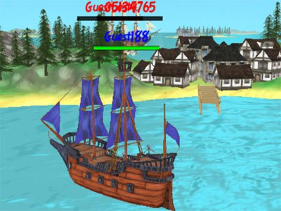 The Caribbean Sea 3D